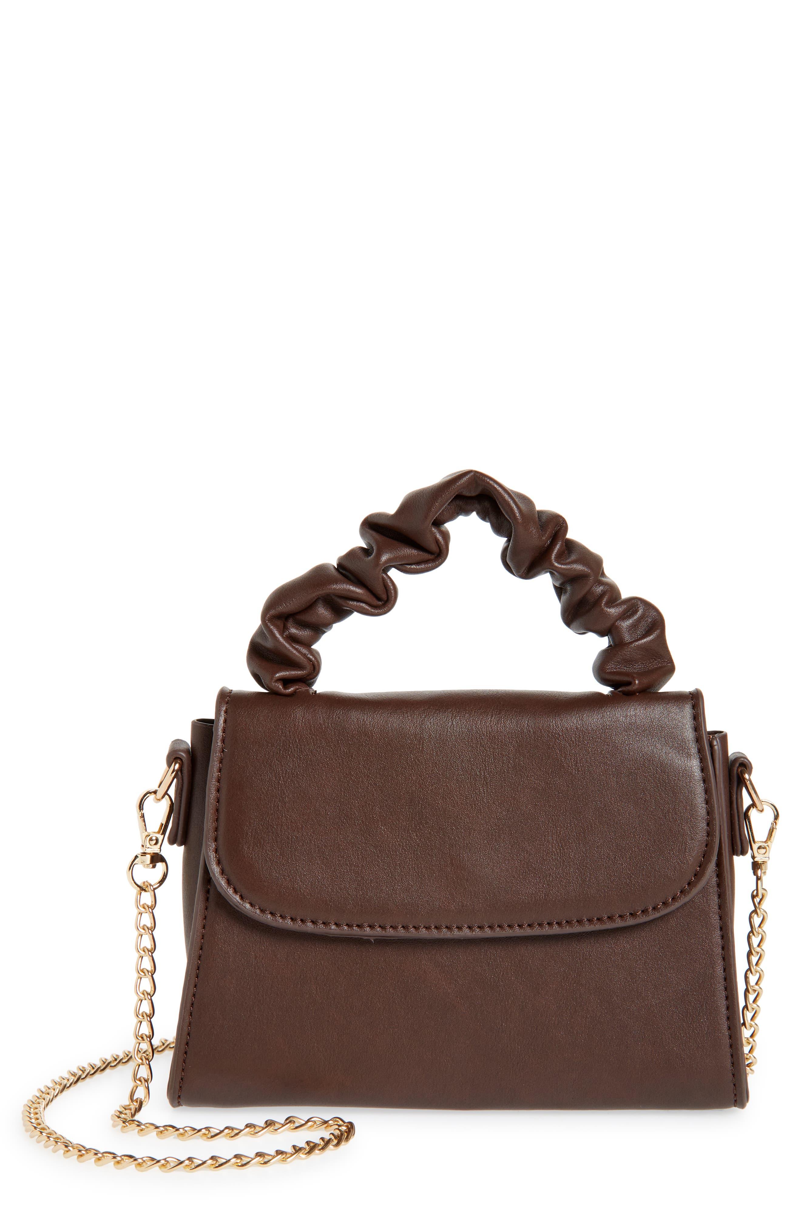Austin Scrunchie Mini Crossbody Bag