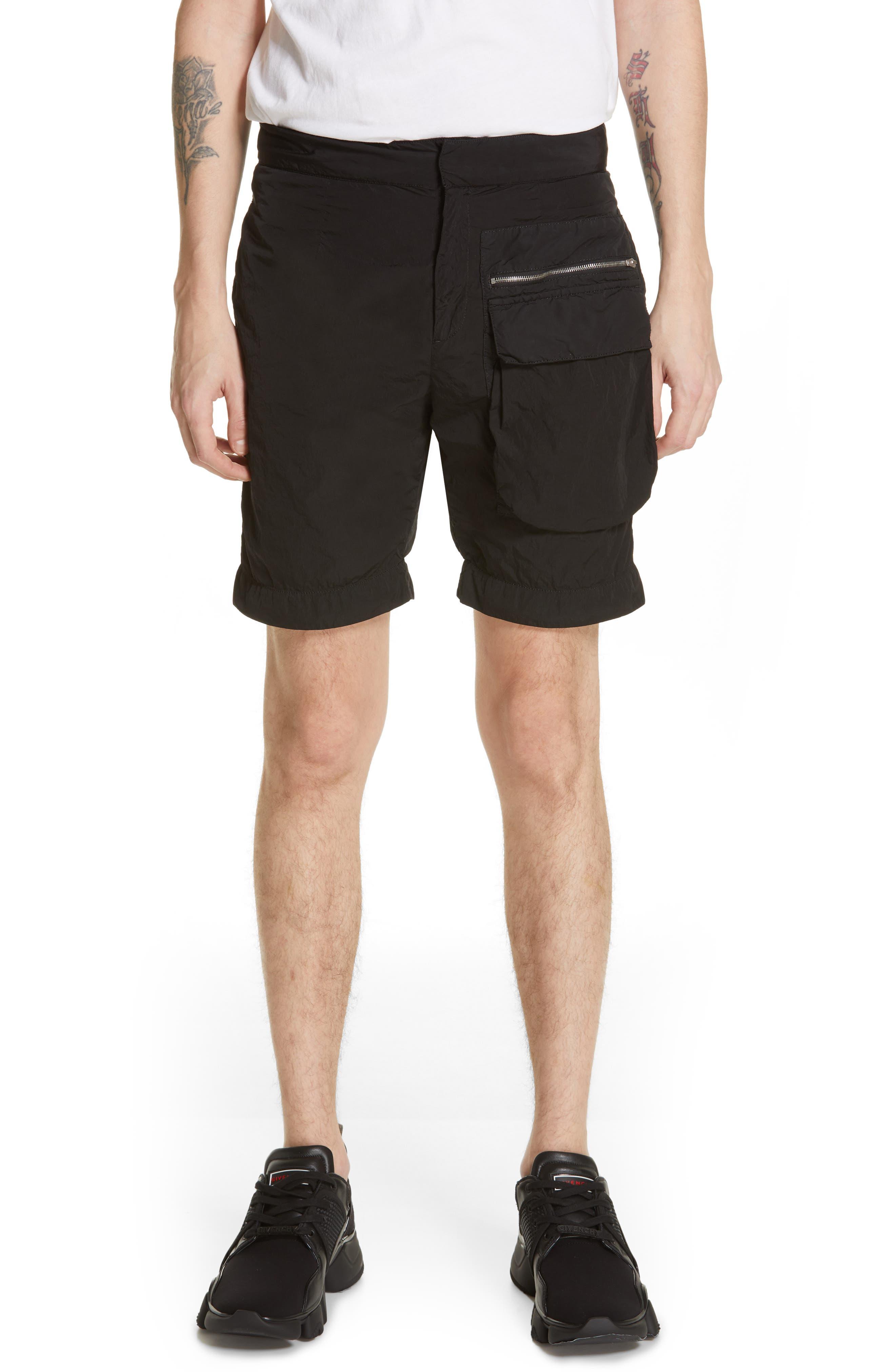 1017 Alyx 9Sm Tactical Cargo Shorts, Black