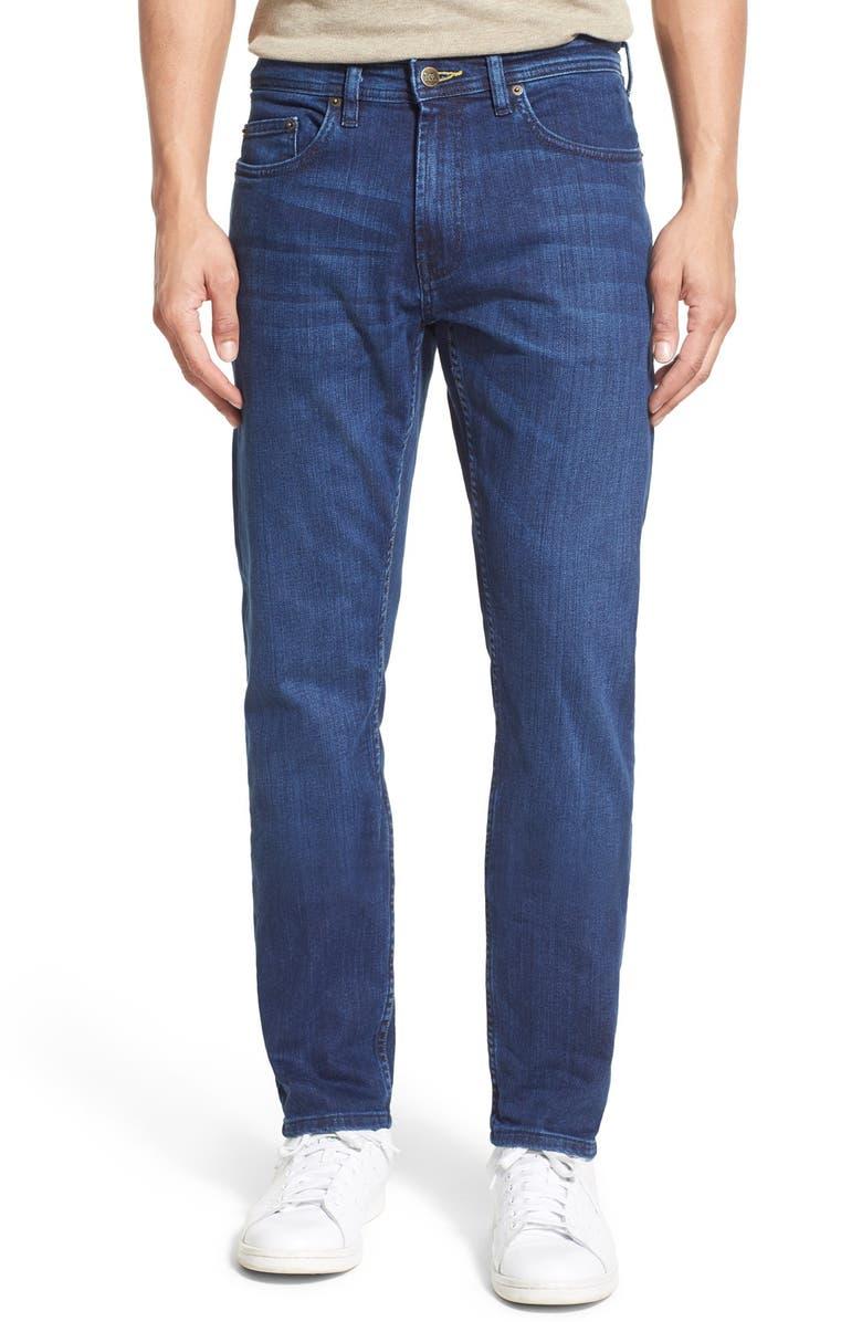 RODD & GUNN 'Briggs' Straight Leg Jeans, Main, color, DENIM