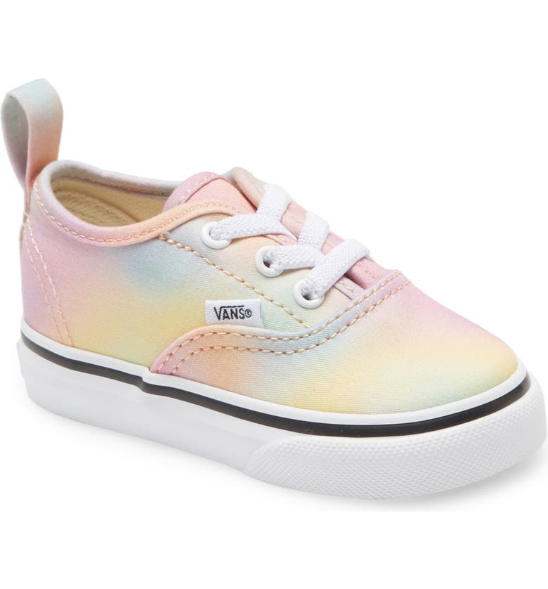 VANS T Authentic Elastic Lace Sneaker, Main, color, 650