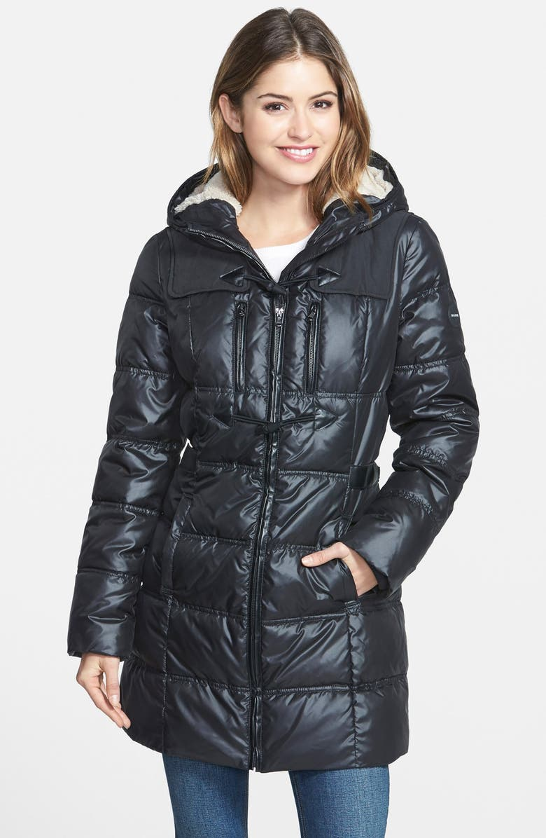 Halifax Quilted Duffle Coat Nordstrom