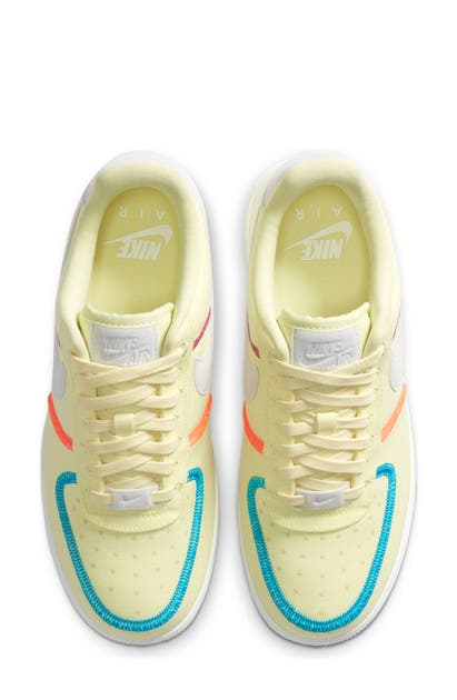 Nike Suedes AIR FORCE 1' 07 LX SNEAKER