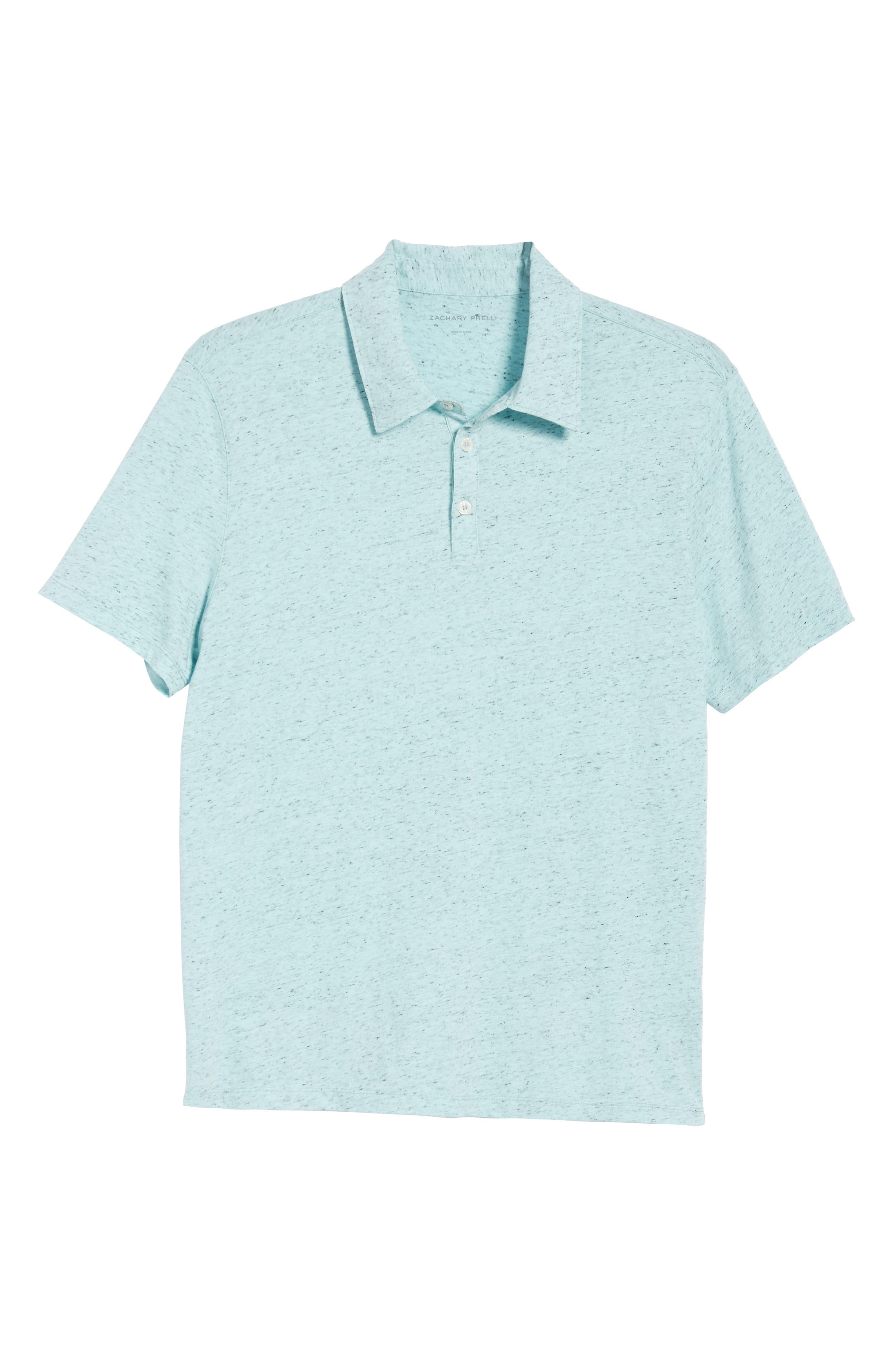 ,                             Cadler Regular Fit Polo Shirt,                             Alternate thumbnail 6, color,                             435