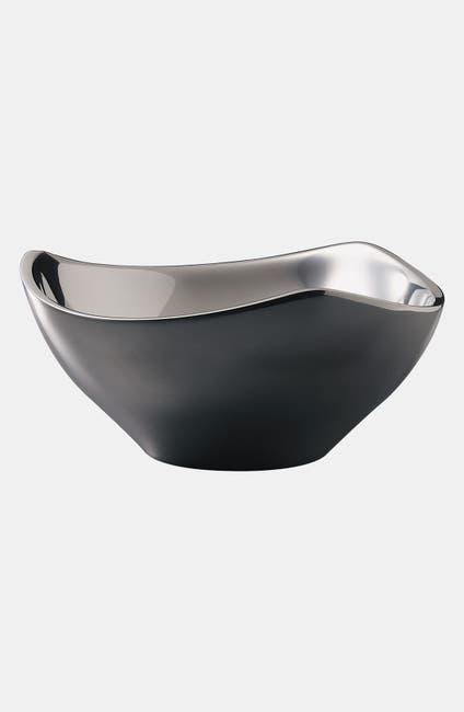 Image of Nambe Tri-Corner Bowl