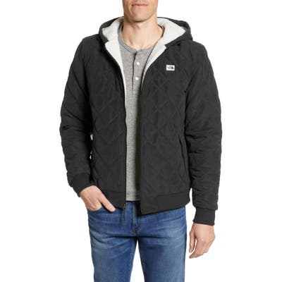 The North Face Cuchillo Insulated Hooded Jacket, Black