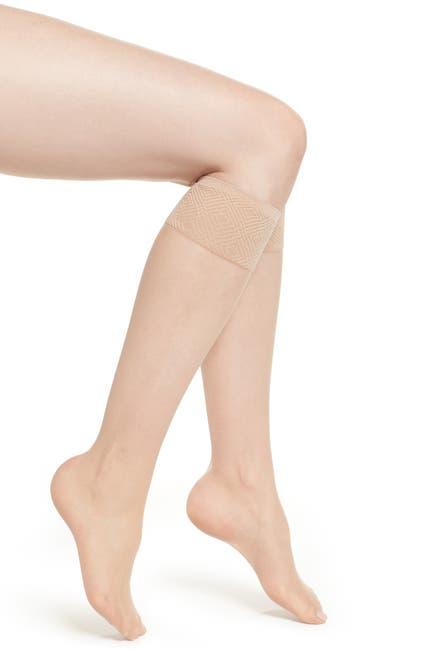 Image of SPANX 2-Pack Knee High Socks
