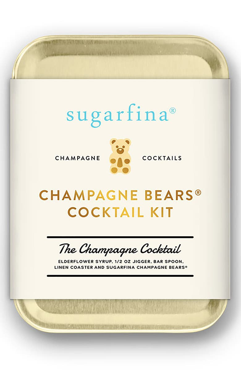 SUGARFINA Carry-On Cocktail Kit, Main, color, CHAMPAGNE