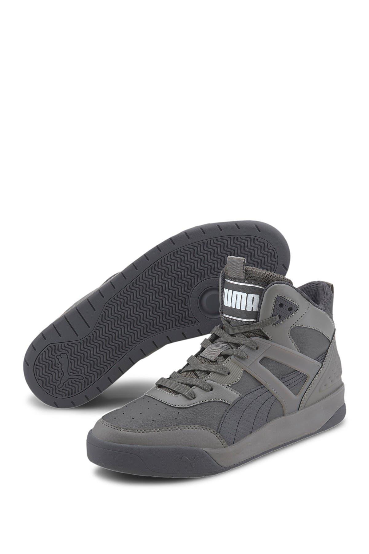 Image of PUMA Backcourt Mid Sneaker