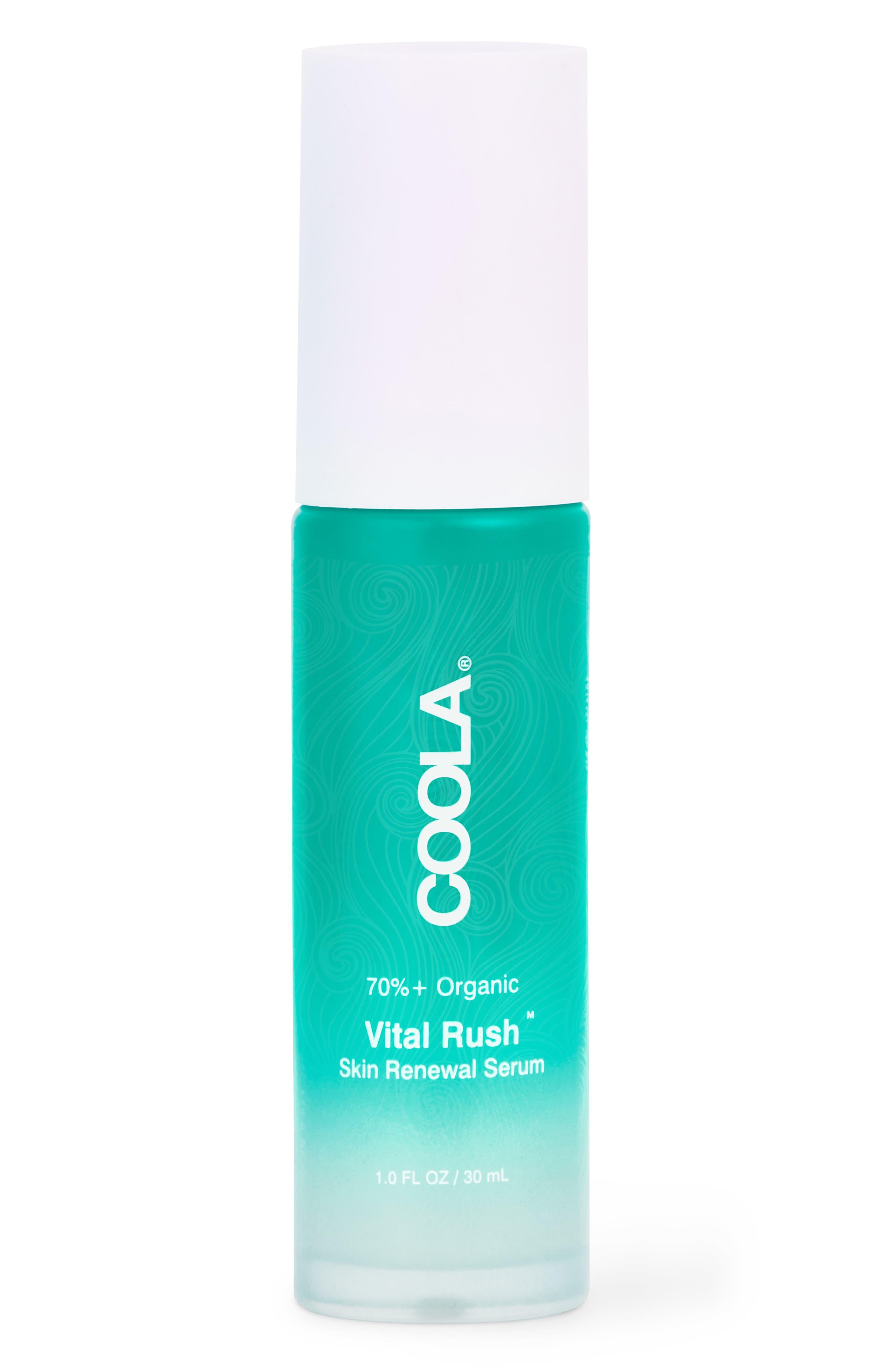Coola Vital Rush Skin Renewal Serum