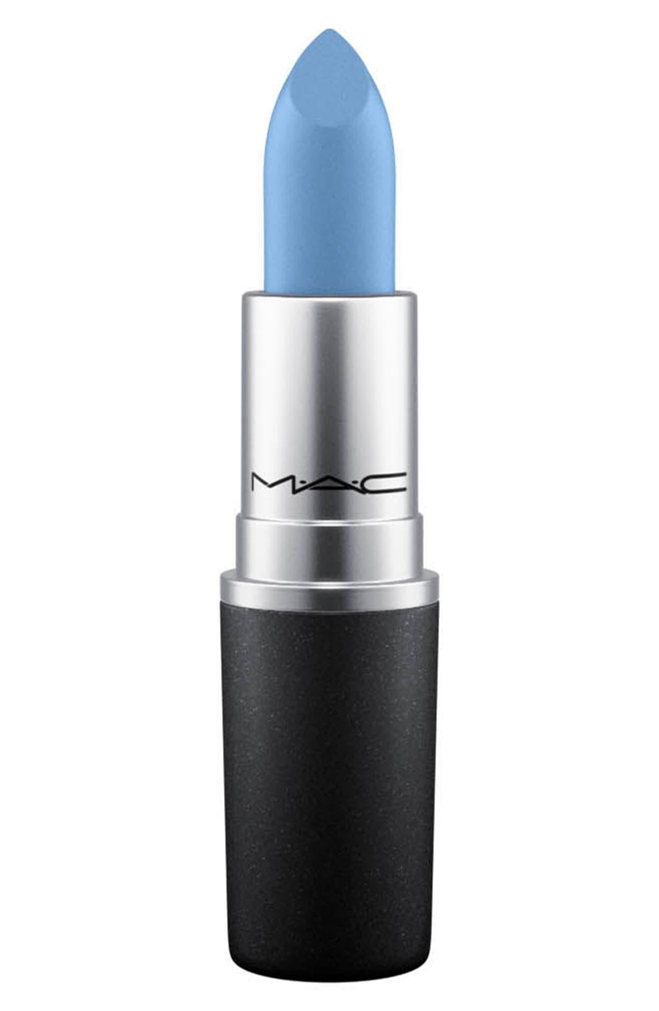 ,                             MAC Strip Down Nude Lipstick,                             Main thumbnail 415, color,                             409