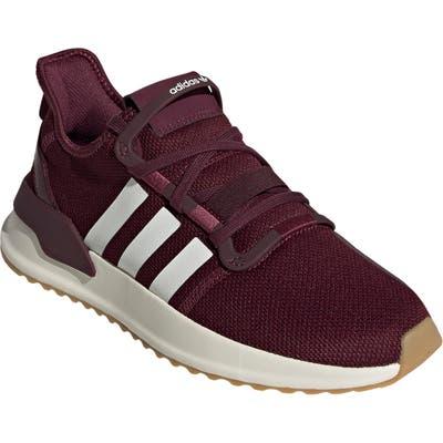 Adidas U-Path Run Sneaker- Red