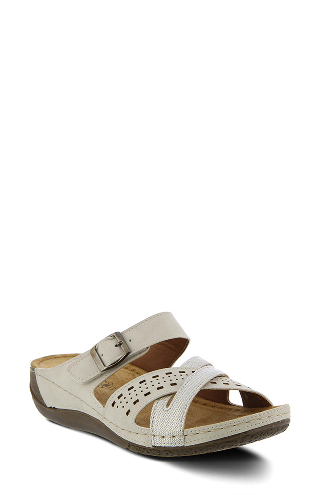 Denia Slide Sandal