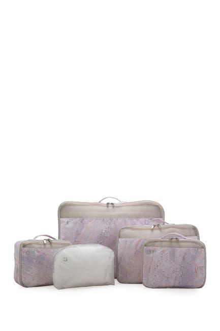 Image of Traveler's Choice Luggage 5-Piece Packing Cube Set