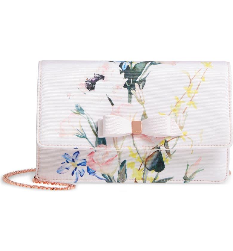Hania Elegant Bow Evening Bag