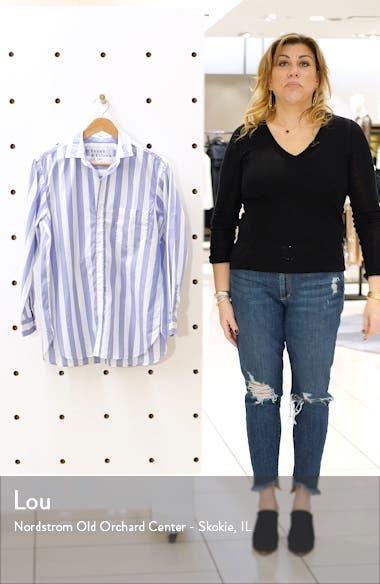 Joedy Stripe Shirt, sales video thumbnail