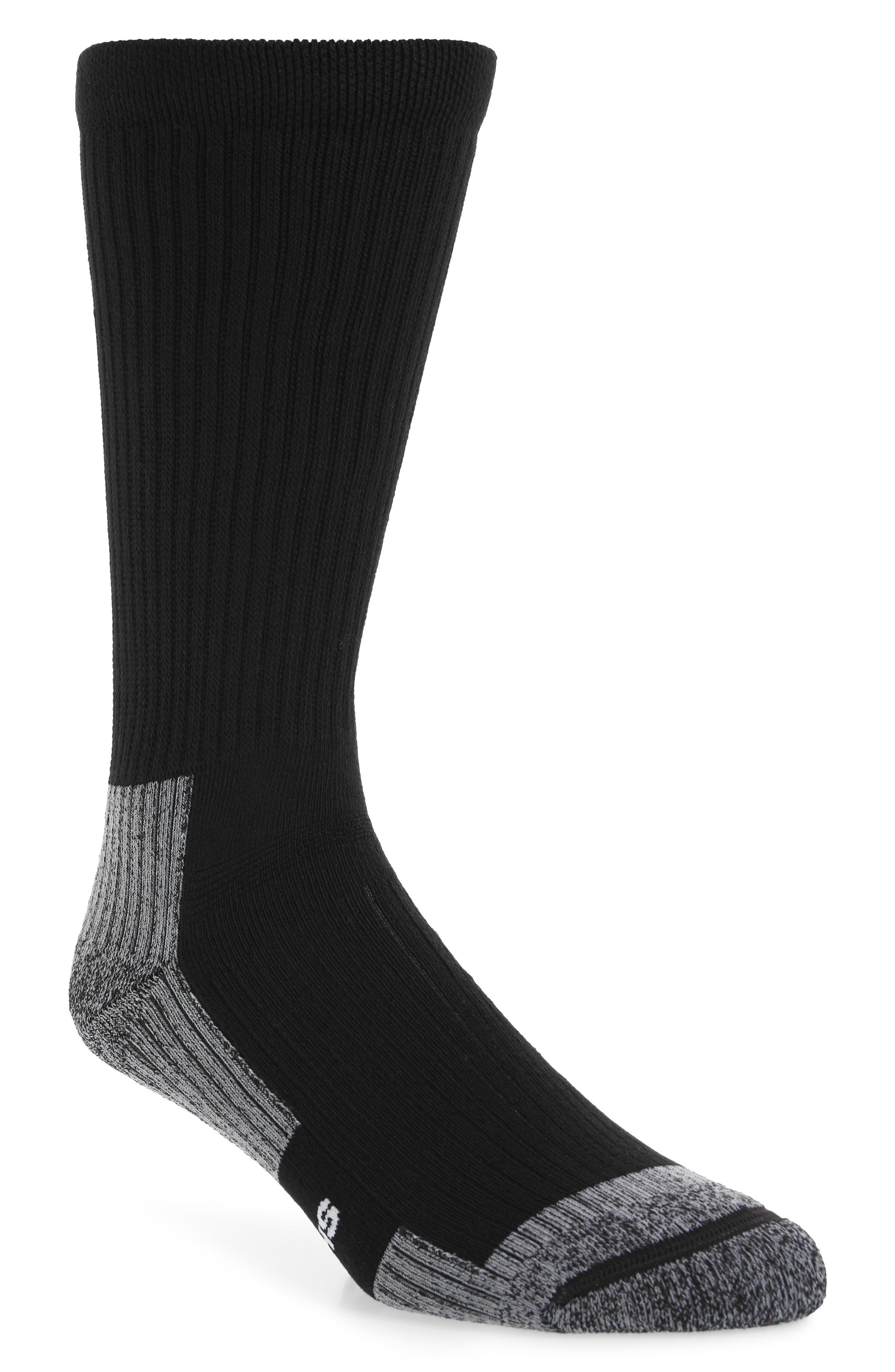 Rick Owens Socks Calzini in Maglia Hiking Socks