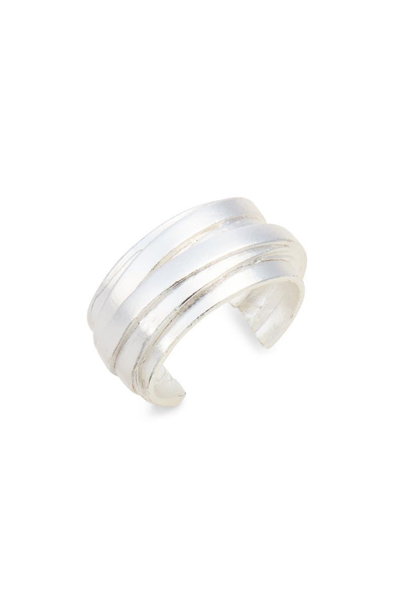KARINE SULTAN Angelique Adjustable Ring, Main, color, 040
