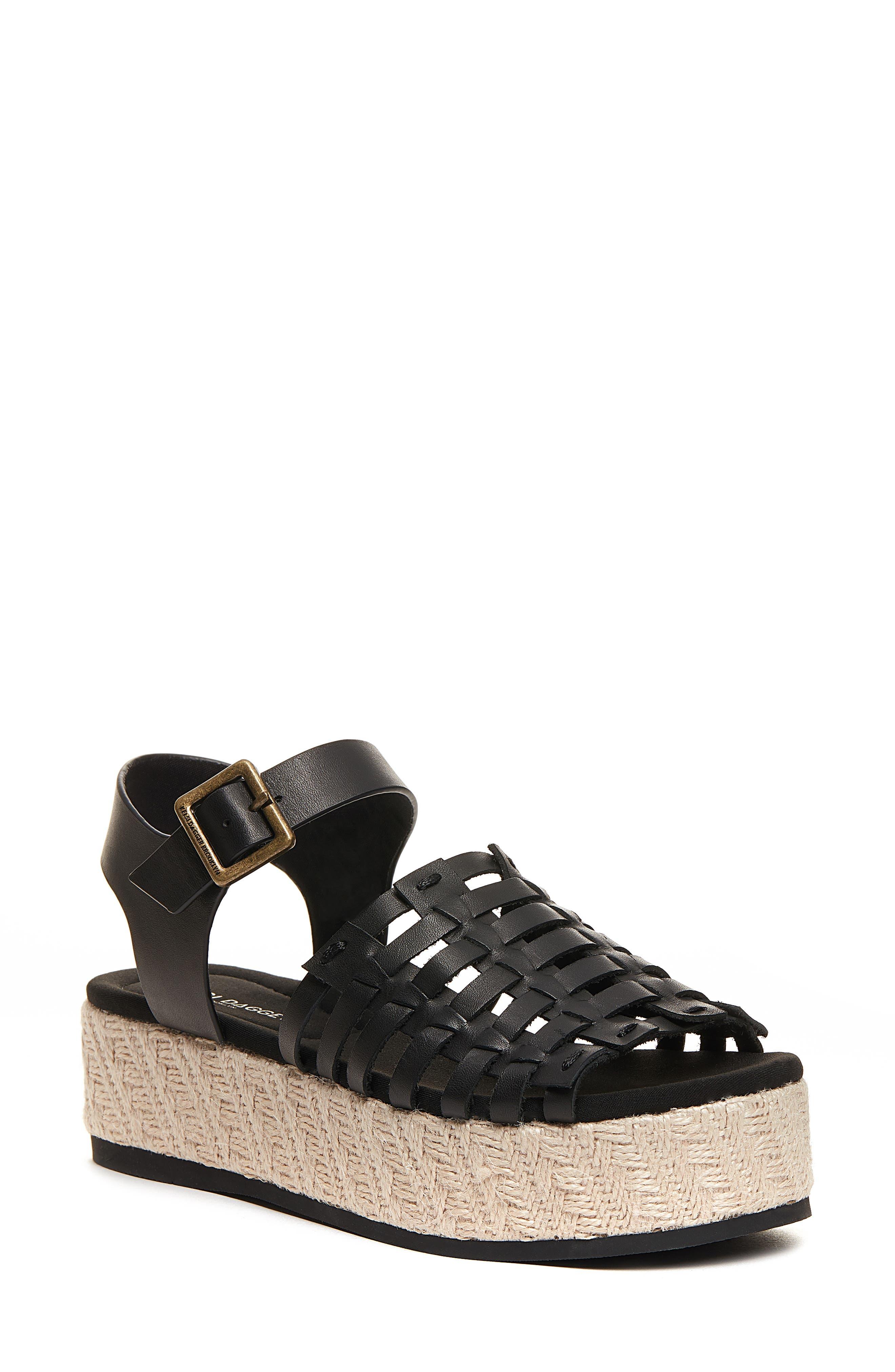 Desert Platform Sandal