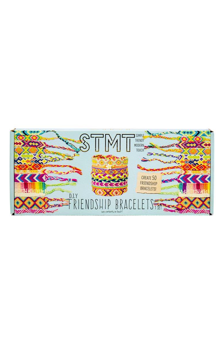 STMT DIY Friendship Bracelets Kit, Main, color, 000