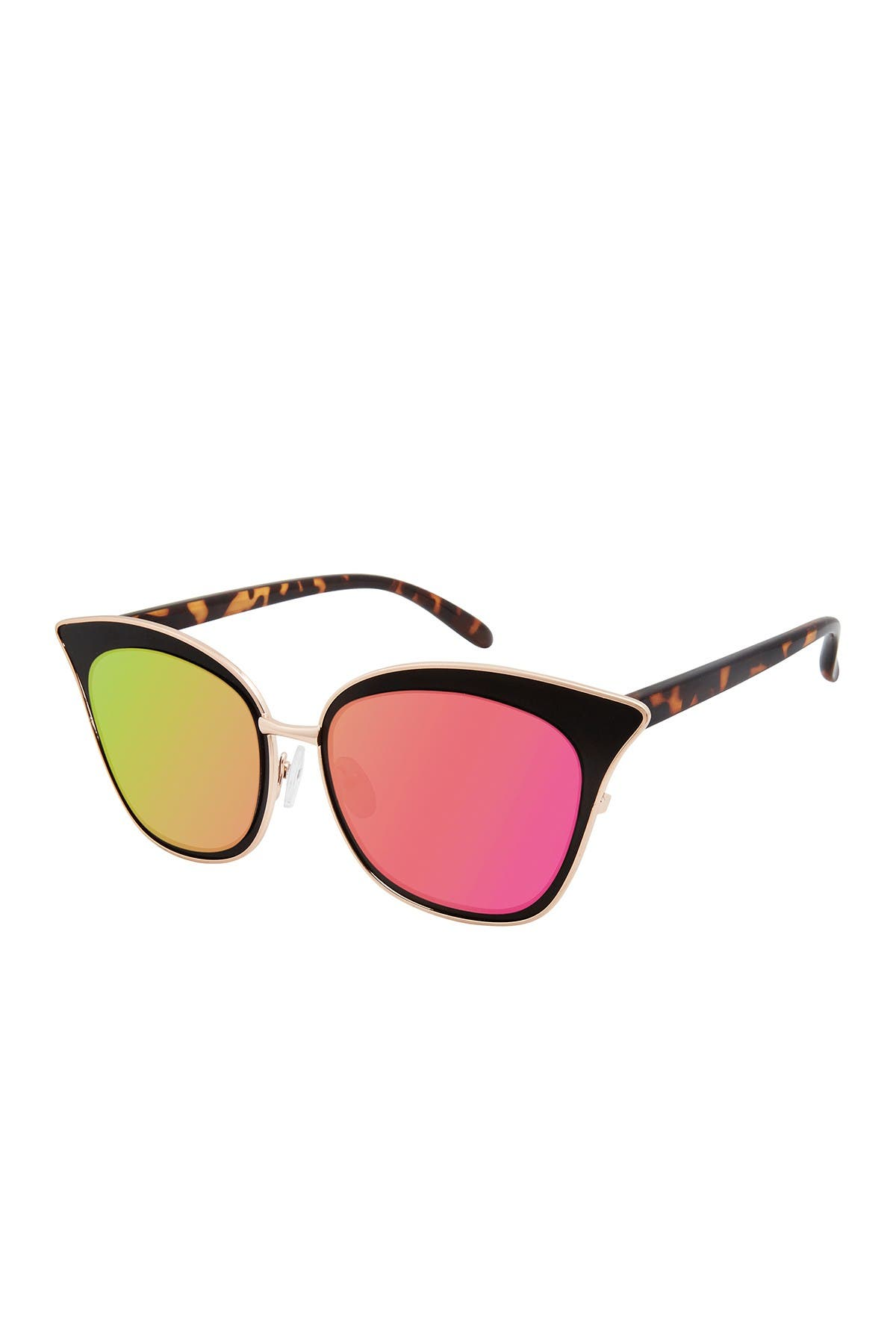 Image of True Religion 54mm Cat Eye Sunglasses
