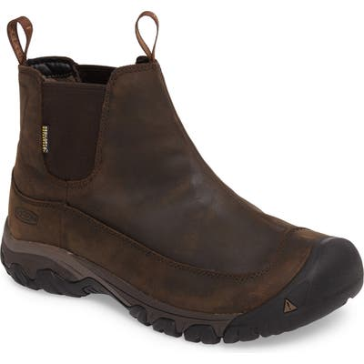 Keen Anchorage Ii Waterproof Chelsea Boot, Brown