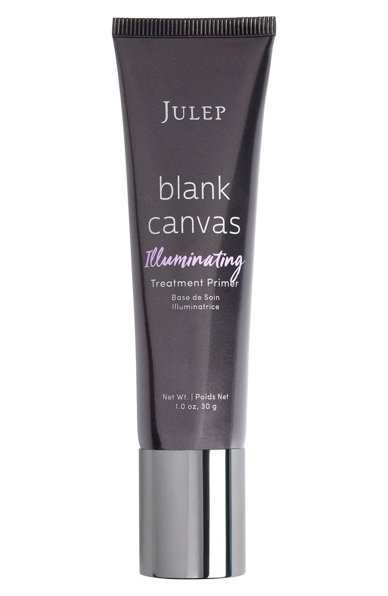 JULEP BEAUTY Julep<sup>™</sup> Black Canvas Illuminating Primer, Main, color, 000