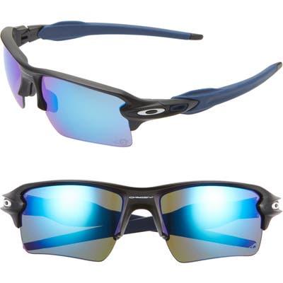 Oakley Nfl Flak 2.l 5m Polarized Sunglasses - Los Angeles Rams