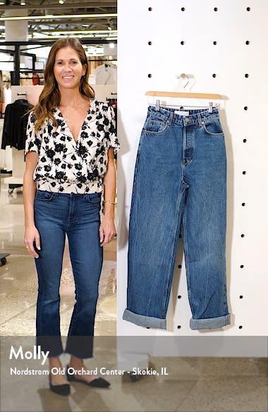 Oversize High Waist Mom Jeans, sales video thumbnail