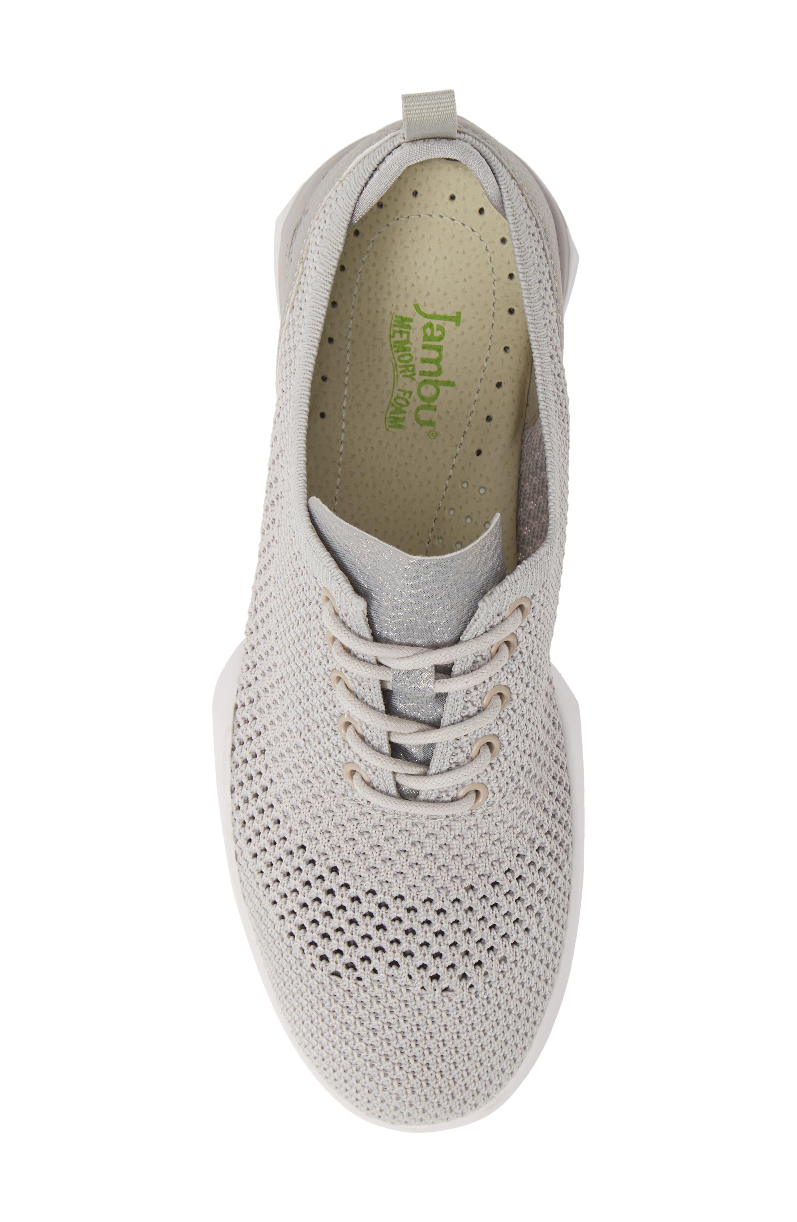 ,                             Mango Sneaker,                             Alternate thumbnail 5, color,                             LIGHT GREY