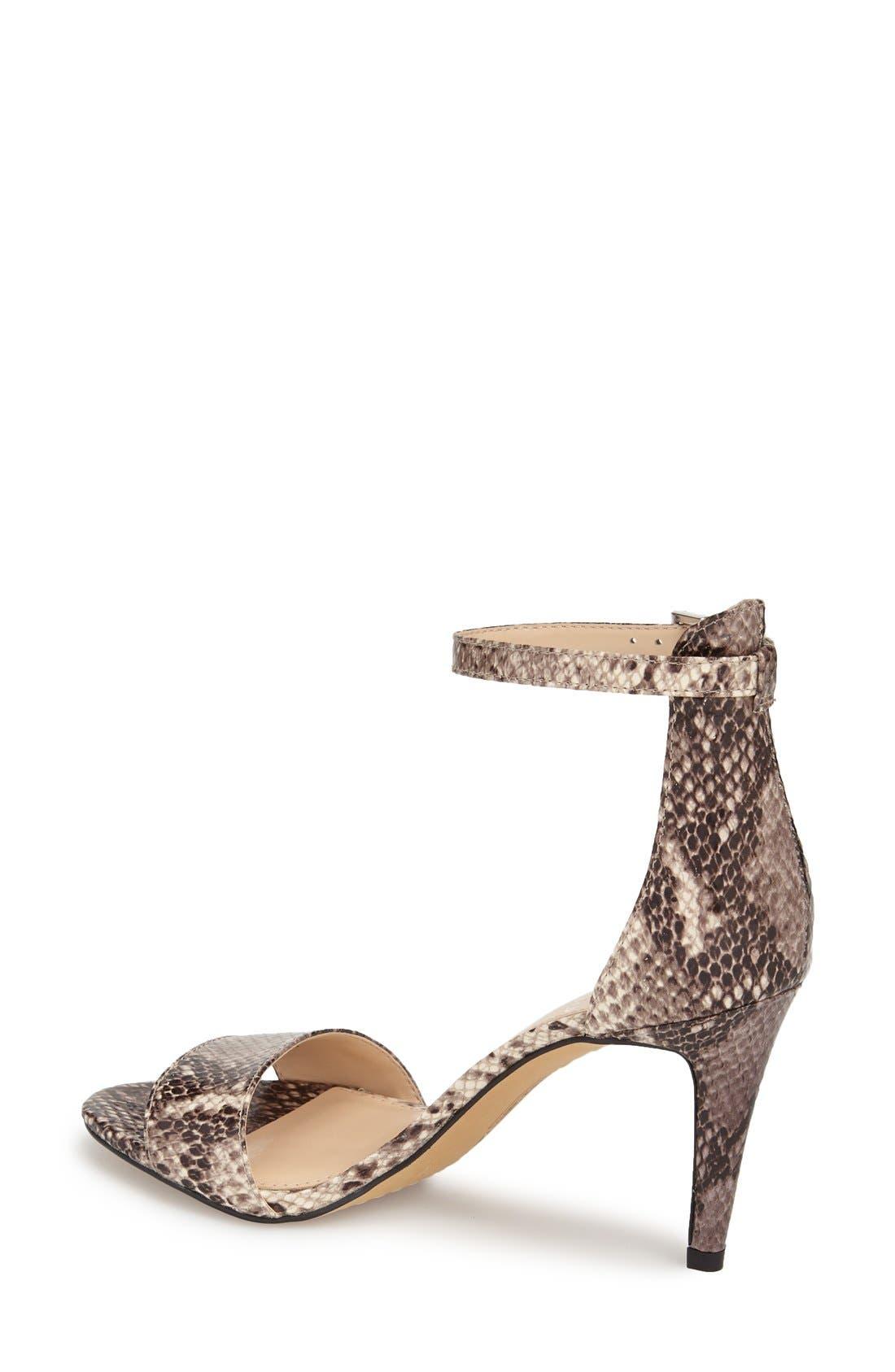 ,                             'Court' Ankle Strap Sandal,                             Alternate thumbnail 22, color,                             005