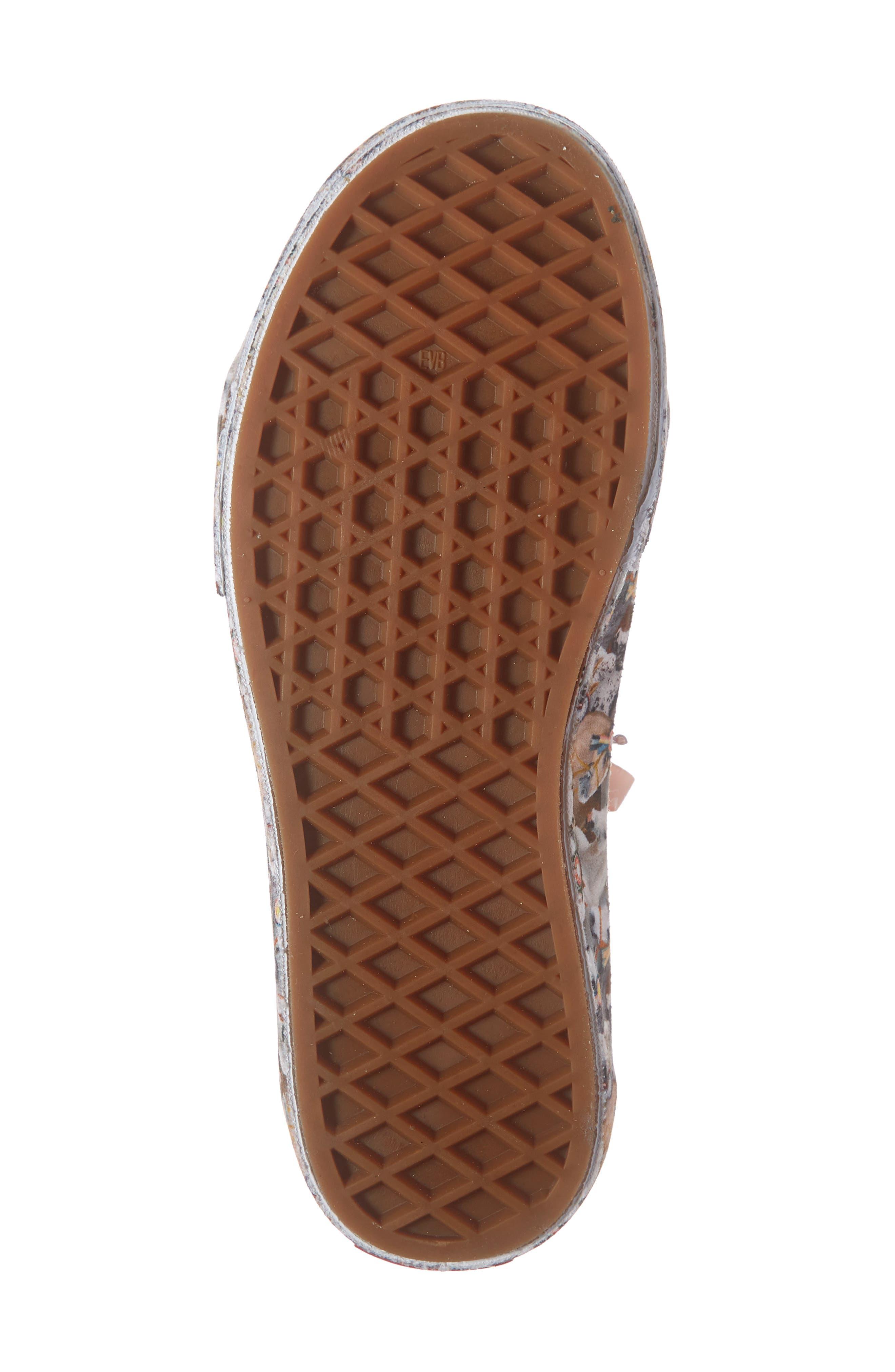 ,                             x Molo Sk8-Hi Zip Sneaker,                             Alternate thumbnail 7, color,                             MOLO SHOW HORSE