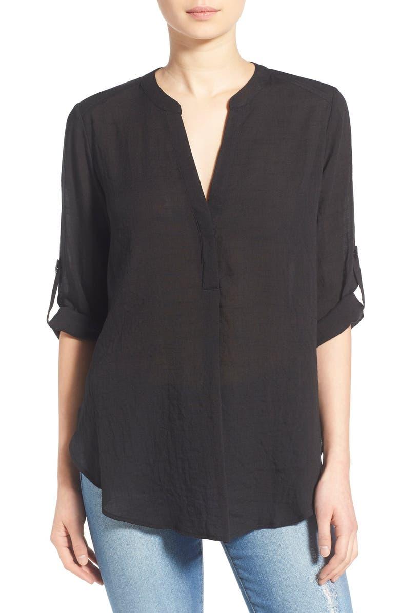 --- Woven Tunic, Main, color, 001