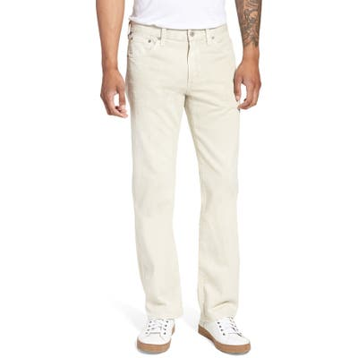 Citizens Of Humanity Sid Straight Leg Jeans, White
