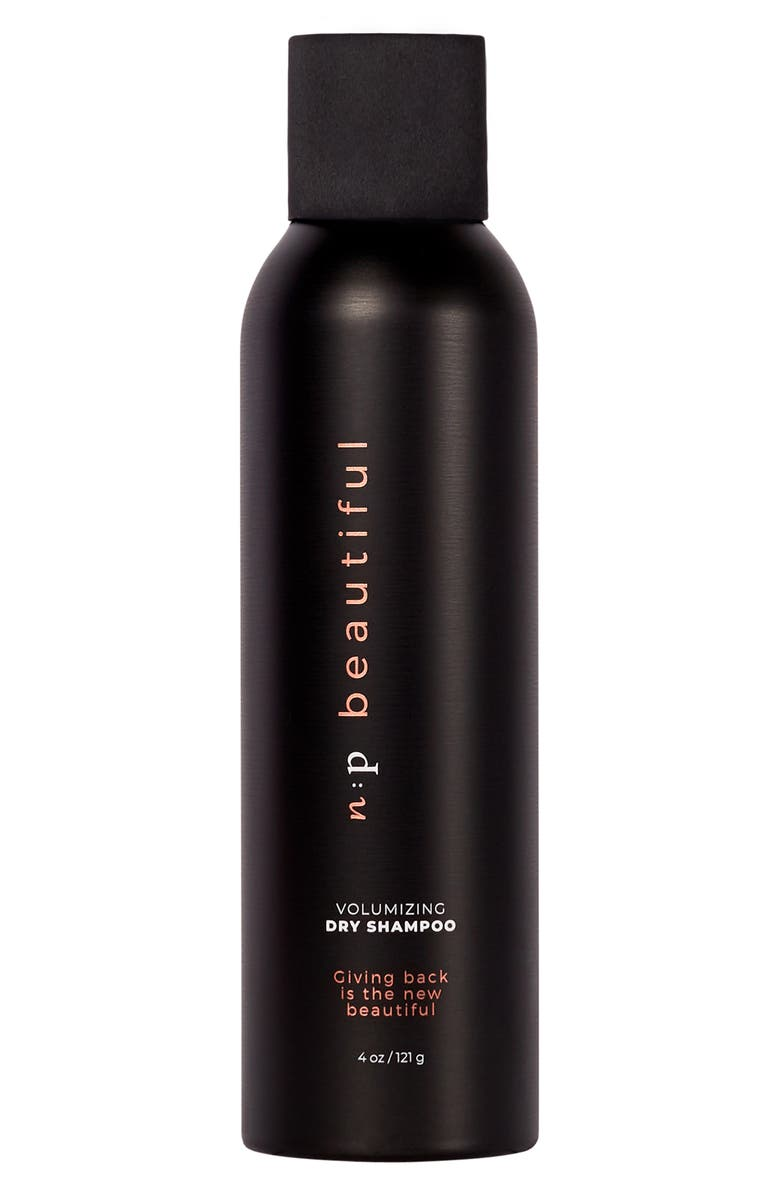N:P BEAUTIFUL Volumizing Dry Shampoo, Main, color, NO COLOR