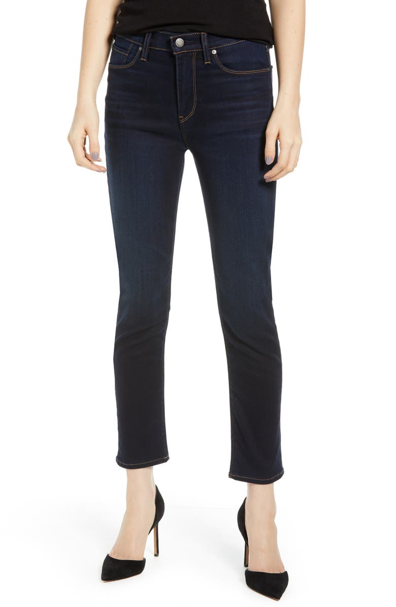 HUDSON JEANS Holly High Waist Ankle Skinny Jeans, Main, color, COSMO