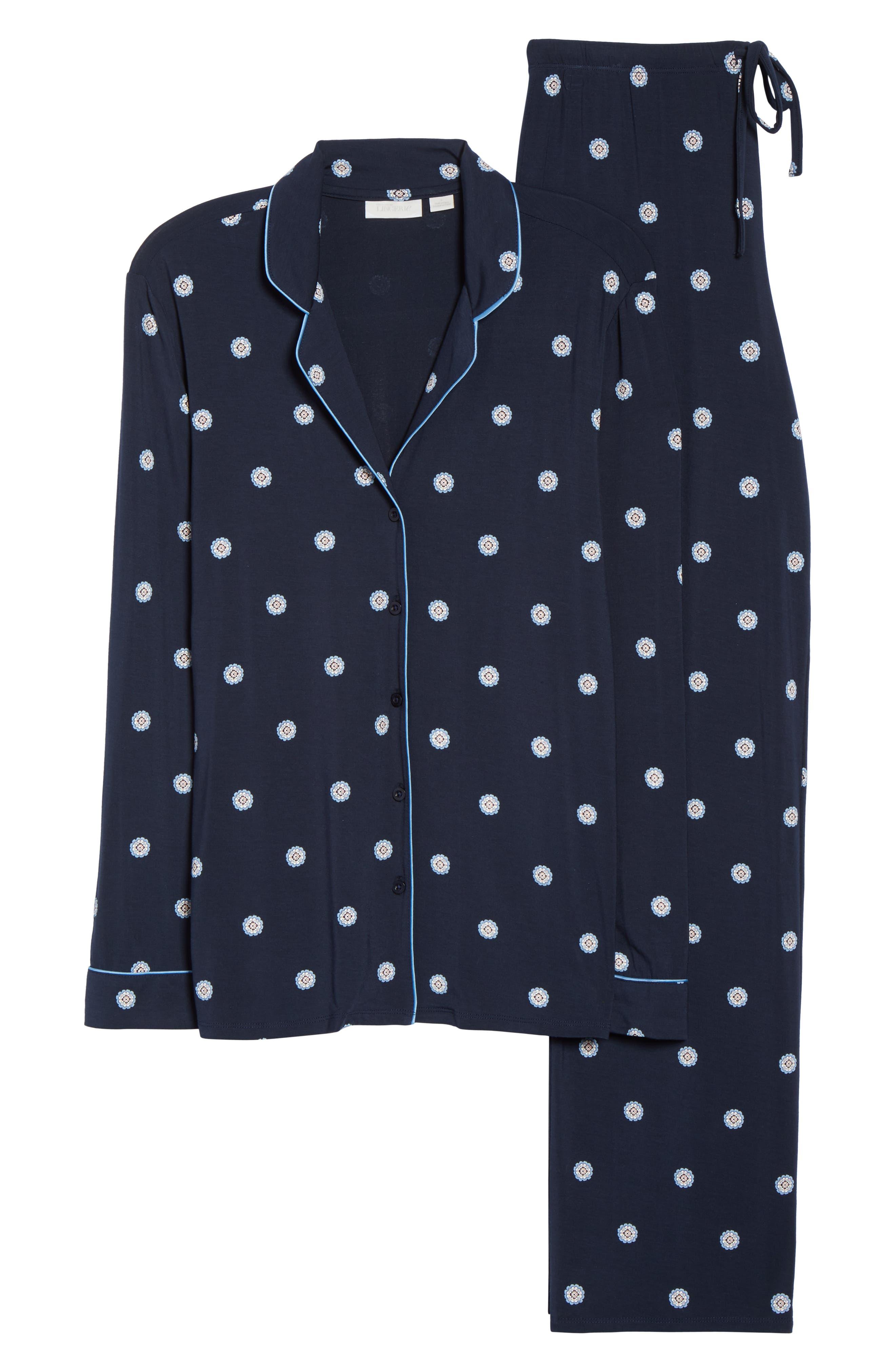 ,                             Moonlight Pajamas,                             Alternate thumbnail 35, color,                             410