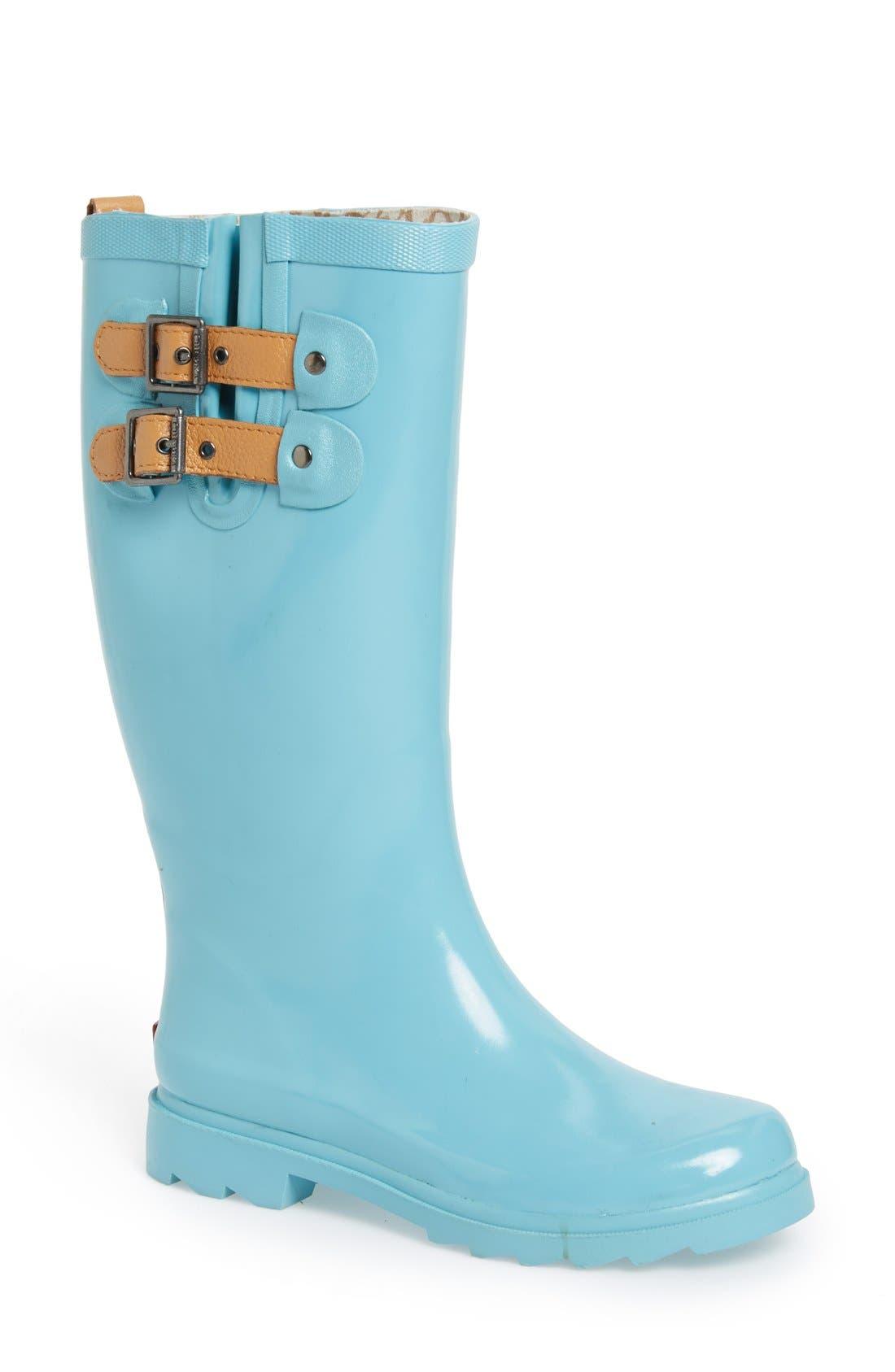 ,                             'Top Solid' Rain Boot,                             Main thumbnail 93, color,                             452