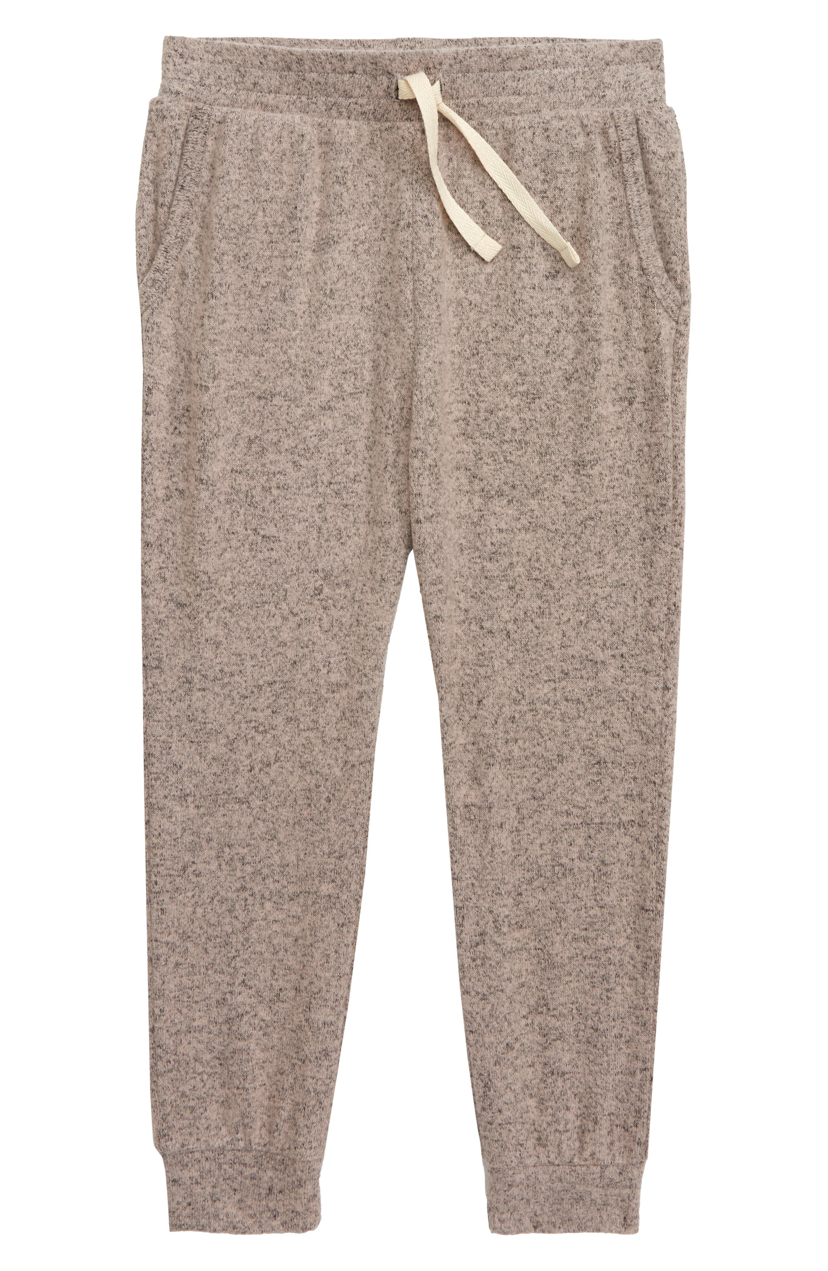 Make room at the top of her drawer-these soft, marled knit joggers are going to be a grab-and-go favorite. Style Name: Tucker + Tate Kids\\\' Cozy Knit Joggers (Toddler Girl, Little Girl & Big Girl). Style Number: 5777152. Available in stores.