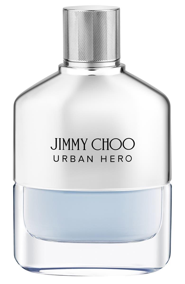JIMMY CHOO Urban Hero Eau de Parfum, Main, color, NO COLOR
