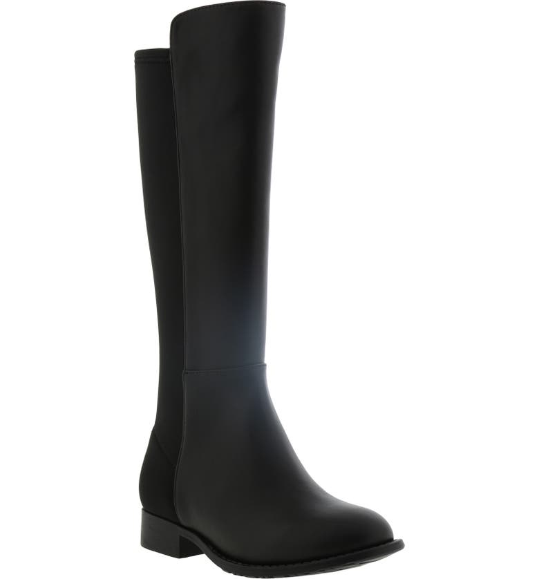 STUART WEITZMAN 5050 Tall Riding Boot, Main, color, BLACK