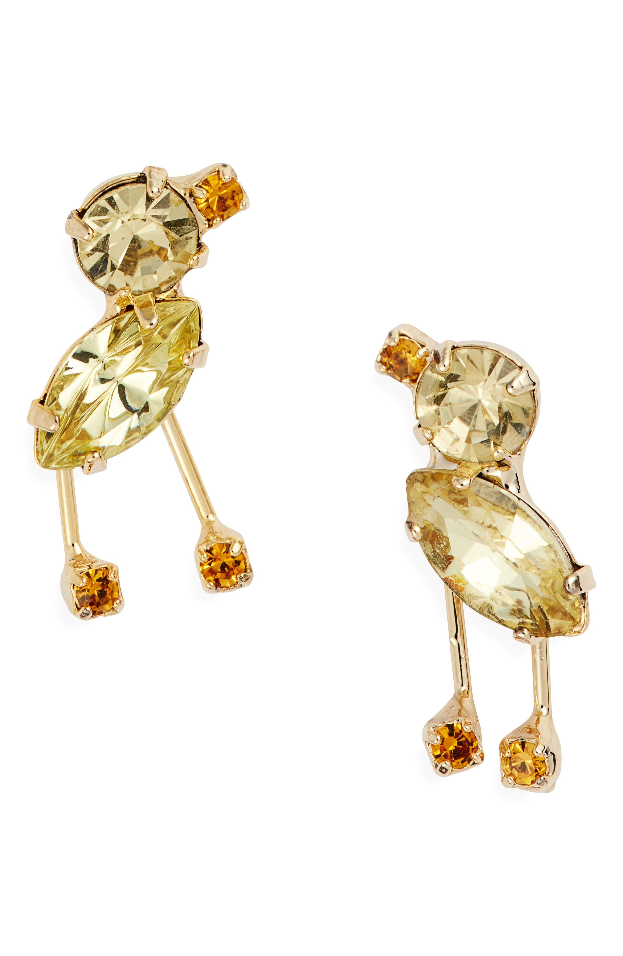 Little Chick Stud Earrings