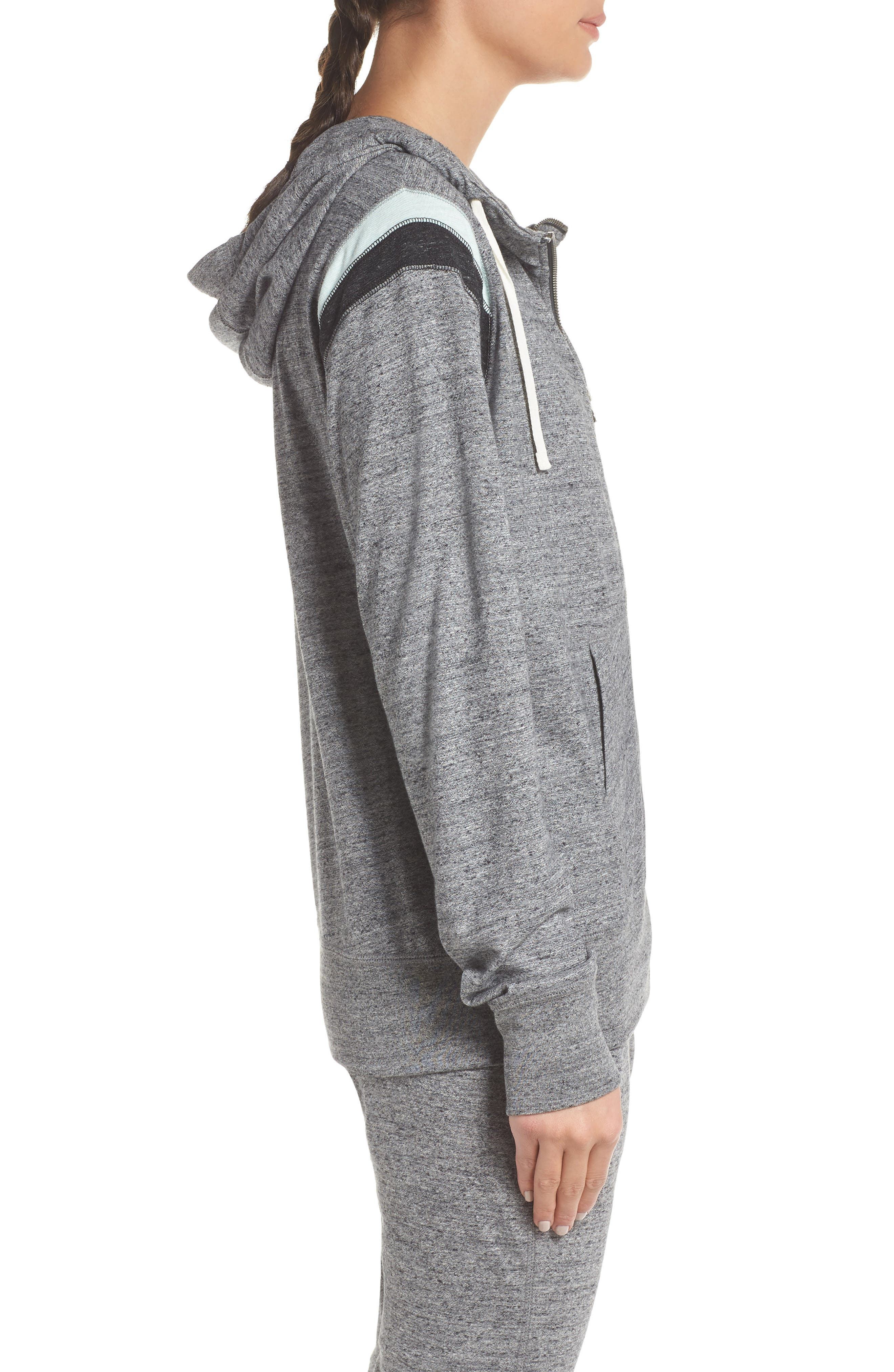 ,                             Sportswear Gym Vintage Zip Hoodie,                             Alternate thumbnail 11, color,                             091