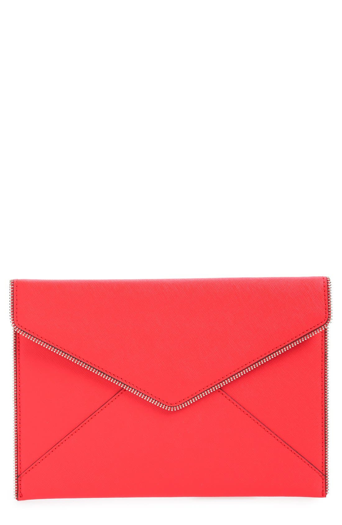 ,                             Leo Envelope Clutch,                             Main thumbnail 248, color,                             602