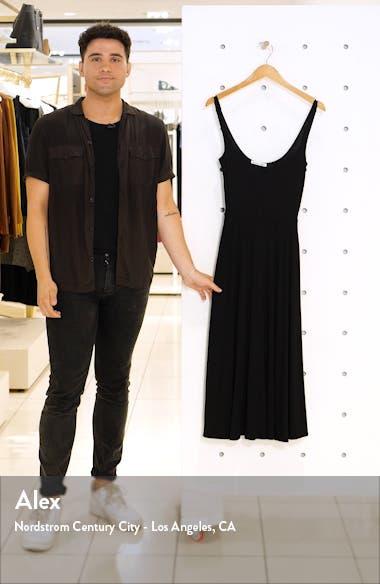 Zarina Notch Neck Dress, sales video thumbnail