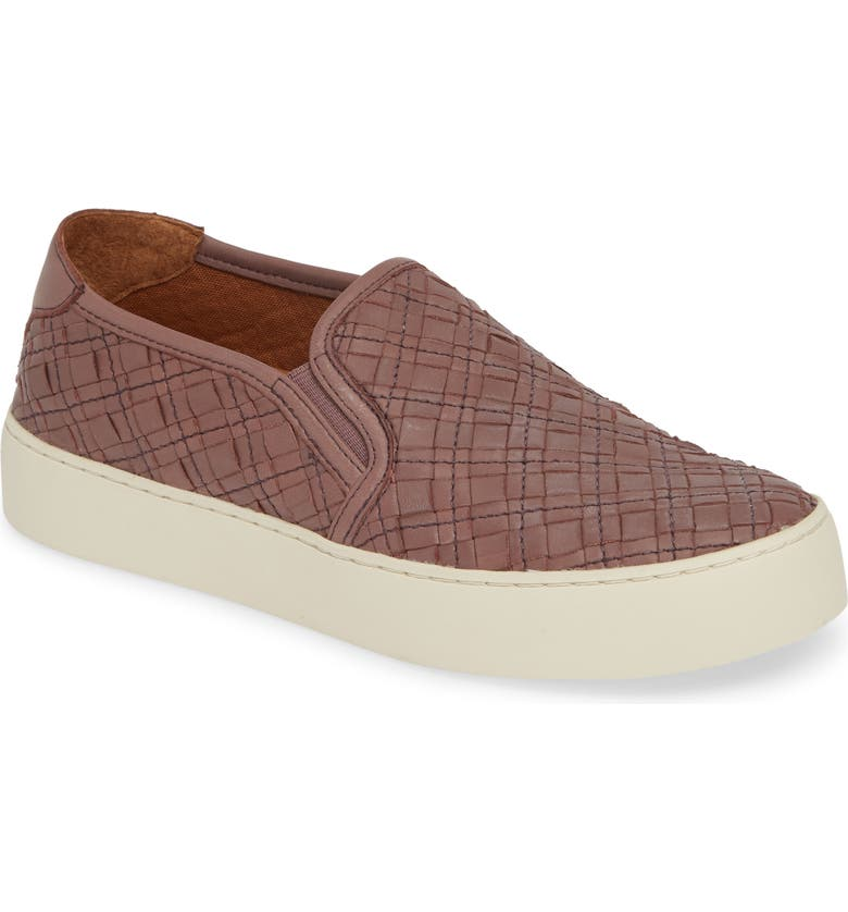 FRYE Lena Slip-On Sneaker, Main, color, LILAC