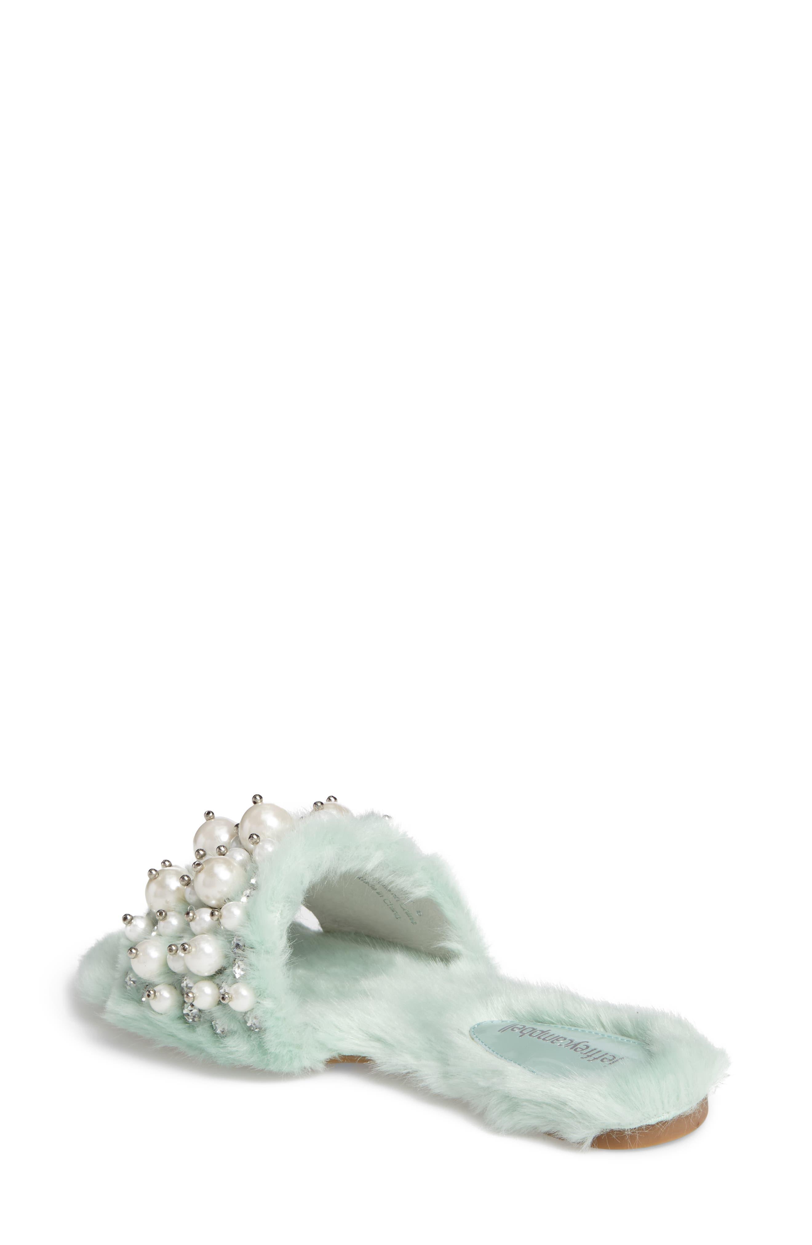 ,                             Facil Embellished Slide Sandal,                             Alternate thumbnail 14, color,                             337