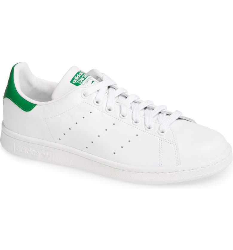 ADIDAS Stan Smith Sneaker, Main, color, WHITE/ FAIRWAY