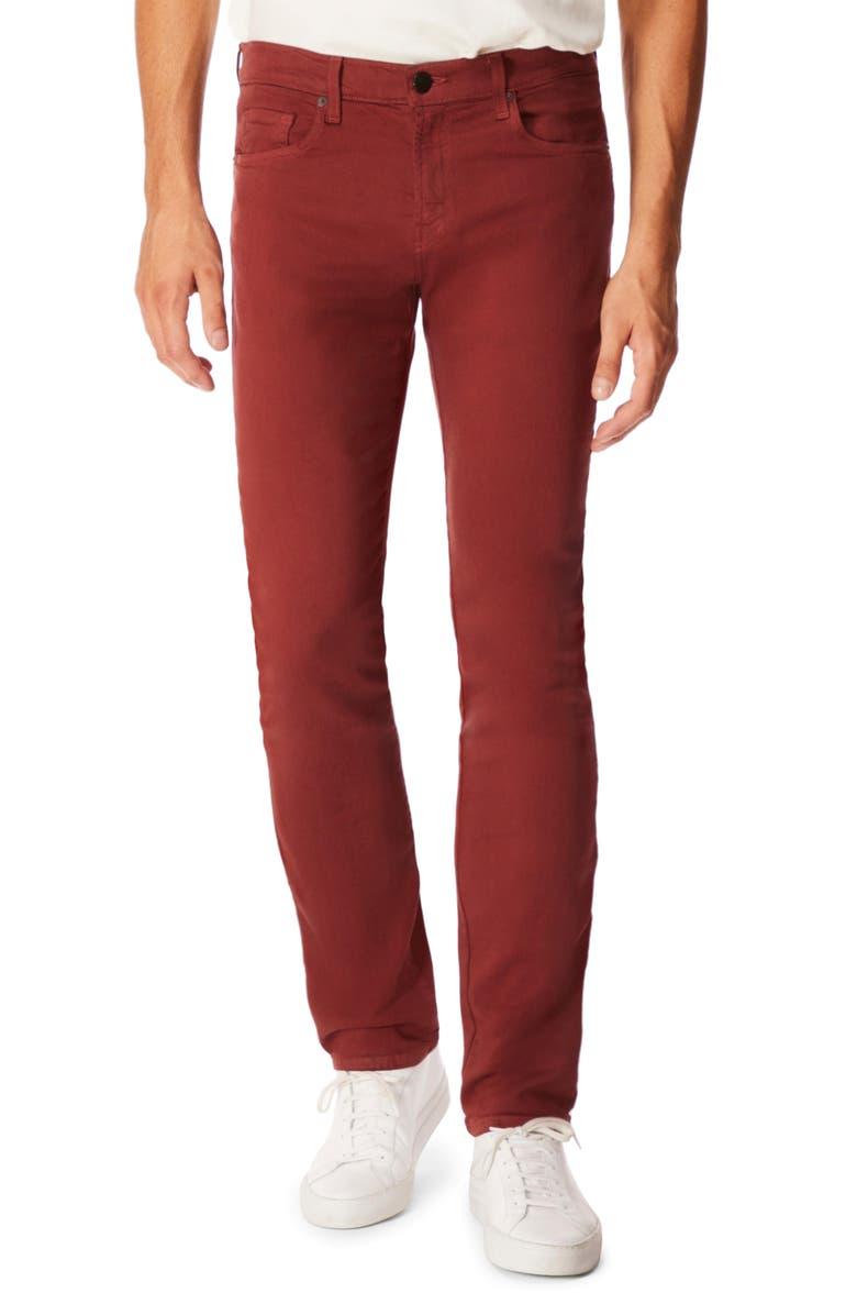 J BRAND Tyler Slim Fit Jeans, Main, color, AHDOBEE