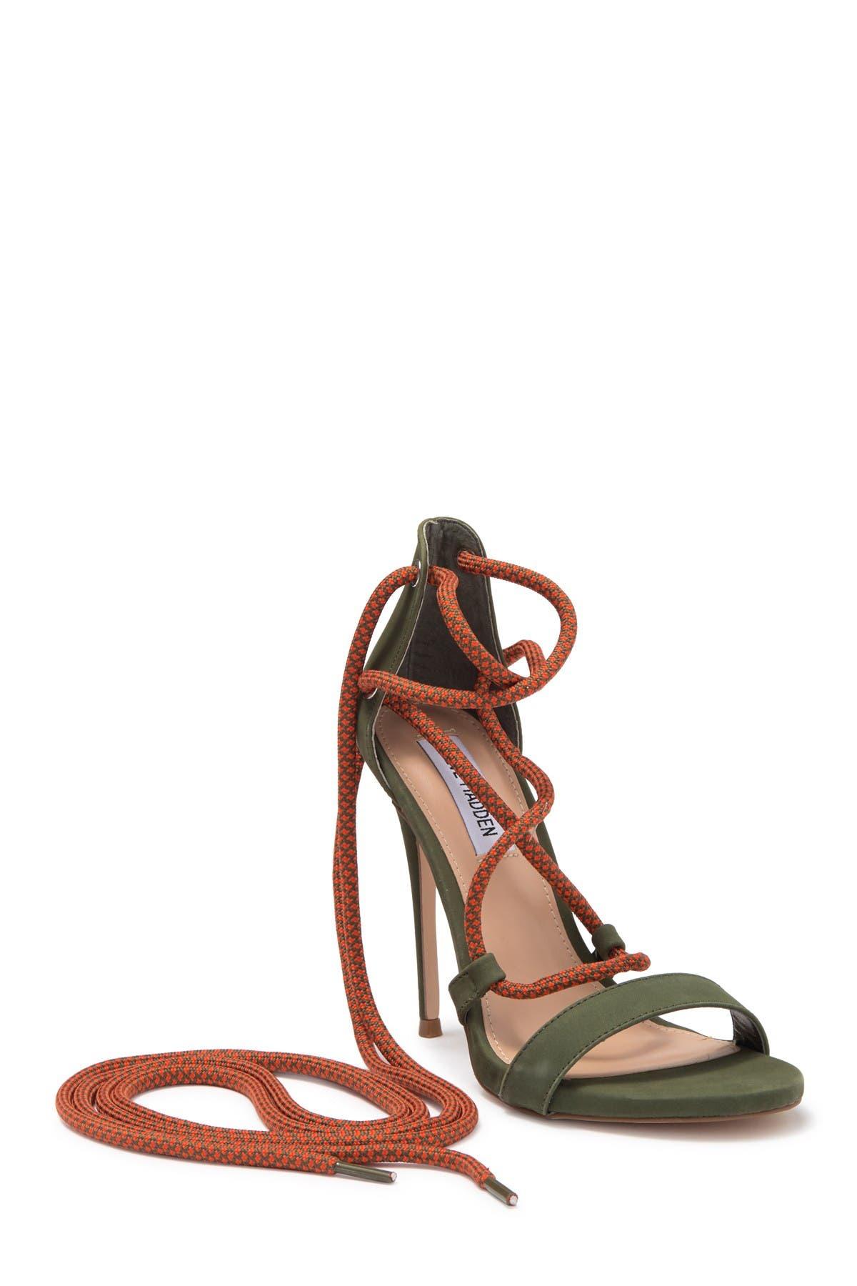 Steve Madden | Twisty Lace-Up Sandal