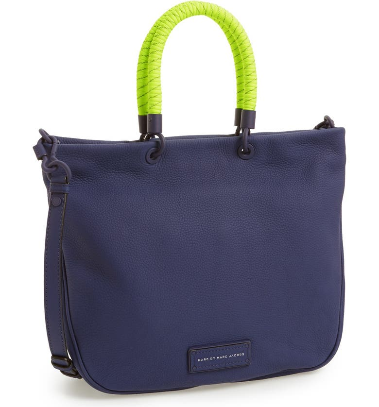 MARC JACOBS MARC BY MARC JACOBS 'Mini Too Hot to Handle' Shopper, Main, color, 401